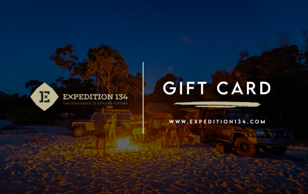 EXPEDITION134 Gift Card